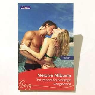 MELANIE MILBURNE - The Venadicci Marriage Vengeance