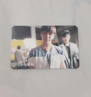 [WTS Only] BAP Himchan One Shot Photocard