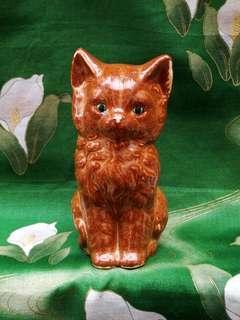 🐈 COLLECTIBLE PORCELAIN CAT