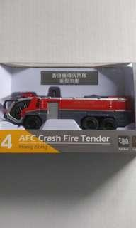 Tiny DX4 AFC Crash Fire Tender 微影