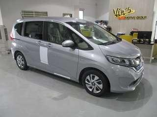 Honda Freed Hybrid 1.5 G 7-Seater (A)