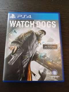 PS4 Watchdog