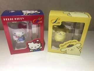Hello Kitty & 布甸狗 成人八達通