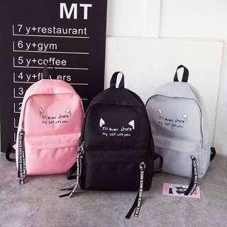 MICHELLE Korean Ladies' Backpack