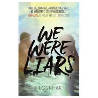 @(Brand New) We Were Liars [Paperback]  By: E. Lockhart