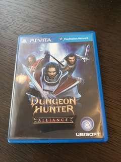 Ps Vita Dungeon Hunter