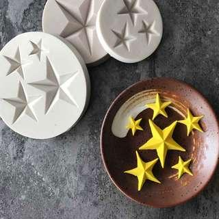 Northern Star Mold 4 in 1 / stars space starry north