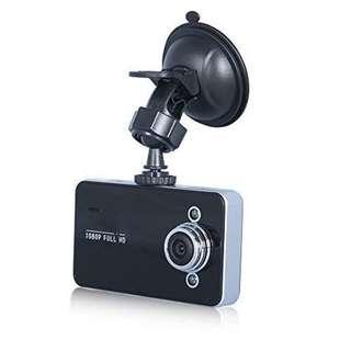 Dashcam 1080p Full HD DVR with LED Night Vision