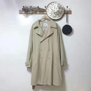 🚚 全新146men's L號雙排扣男士風衣