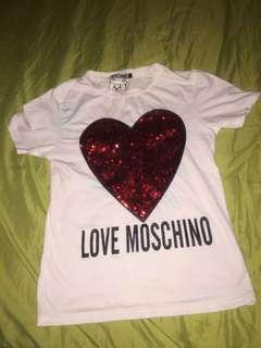 Moschino love shirt