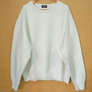 Broken White Uniqlo Sweatshirt