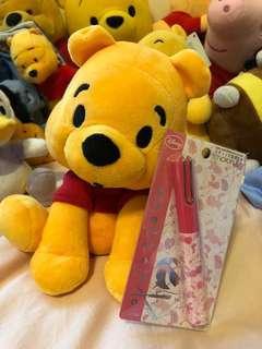 🚚 🎉 全新 日本帶回 攜帶 迷你 迪士尼 剪刀