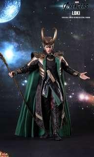 Hottoys Loki 1.0