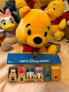 🚚 🎉全新 日本帶回 迪士尼 橡皮擦
