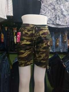 Hokpants Army Strecth Cewek