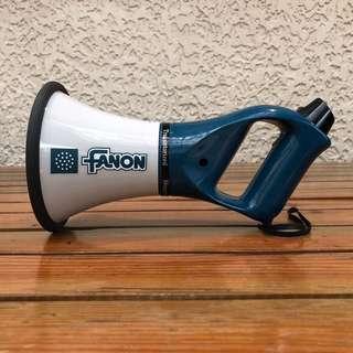 Fanon Transistorized Megaphone