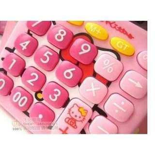 Hello Kitty DESIGN Calculator