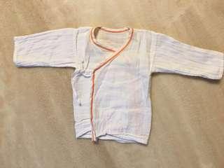 🚚 法比兒envolee 紗布衣