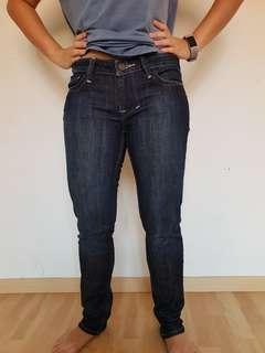 WILLIAM RAST jerri skinny women jeans.