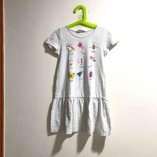 H&M Flowers & Bees t-shirt dress