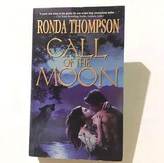 RONDA THOMPSON - Call Of The Moon