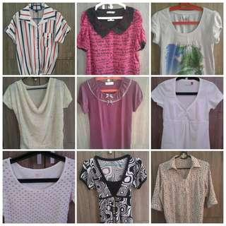 RM5 Tops and Blouses