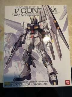 MG RX-93 Nu Gundam Ver. Ka