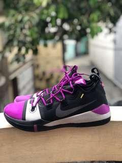Kobe Ad Purple