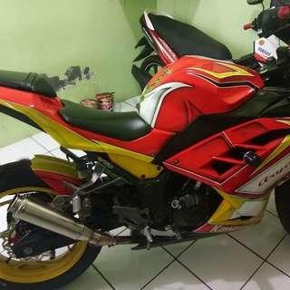 Ninja 250 ABS 2012