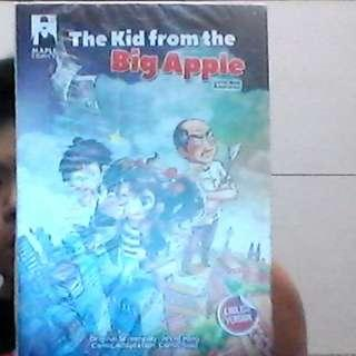 The Kid From The Big Apple Comic {English Version}