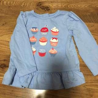 🚚 Long Sleeve Top 18-24 month