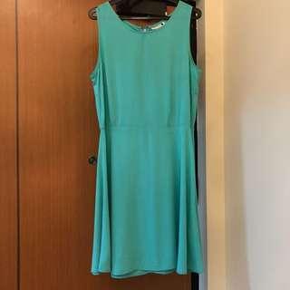Cotton On Mint Green dress