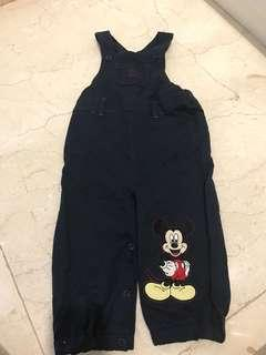 Jumpsuit mickey