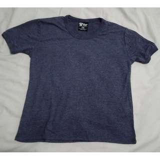 T-Bar Blue Tshirt XS