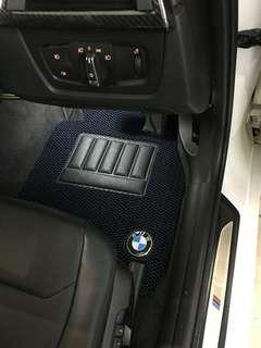 🚚 Customised Car Mat in Honeycomb and PVC