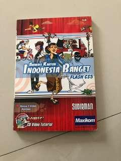 "Buku ""animasi kartun dengan flash cs5 """