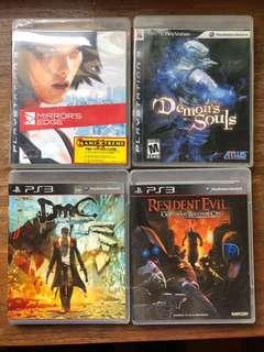 🚚 PS3 games $8