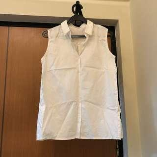 P&Cos White Office shirt