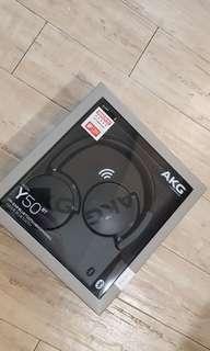 AKG award winning bluetooth headphones