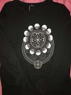Preloved Black Sweater (H&M)