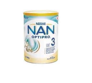 🚚 Nestle nan 3 (New -1.8kg)