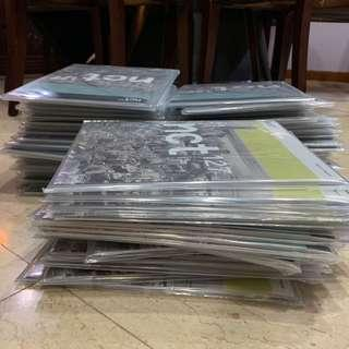 NCT 127 albums arrival proof