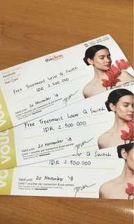 theclinic vouchers
