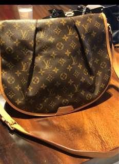 Louis Vuitton Menilmontant MM Bag