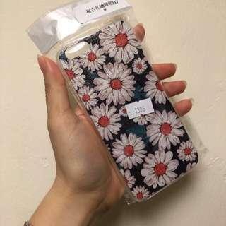 🚚 iphone6 6s plus 小白花 手機殼 硬殼