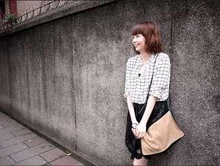 🚚 Dresscode 格紋襯衫