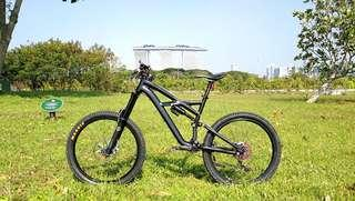 👍Price Reduced!!! Specialized Enduro stealth black for fast sale!