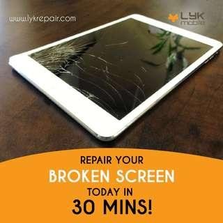 iPad Repair , iPad LCD Repair , Ipad Screen Crack Repair