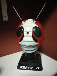 Kamen Rider V3 Rider Mask Display