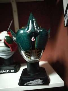 Kamen Rider Zeronos Rider Mask Display